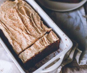 butter, cake, and chocolate image