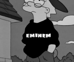 eminem, lisa, and rap image