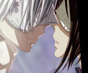 zero, kiss, and manga image