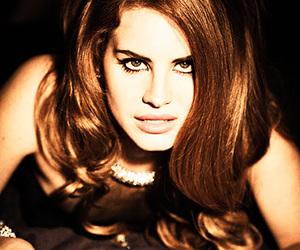 chanteuse, romantic, and lana del rey image