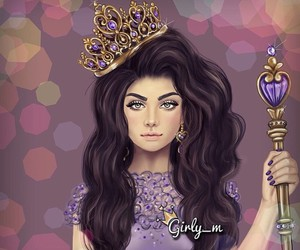 Queen, girly_m, and purple image