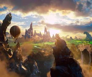 Oz and oz the great and powerful image