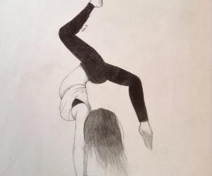 drawing and gymnastics image
