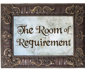 harry potter and room of requirement image