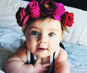 adorable, home, and little girl image