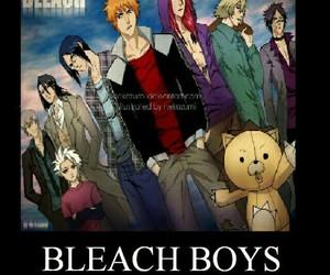 anime, bleach, and Otaku image