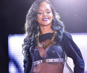 rihanna, fashion, and Queen image