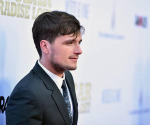 josh hutcherson, handsome, and premiere image