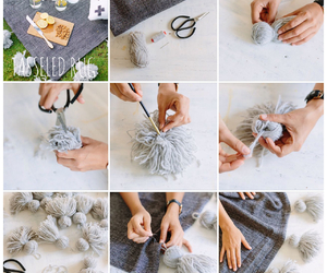 rug, tasseled, and diy image