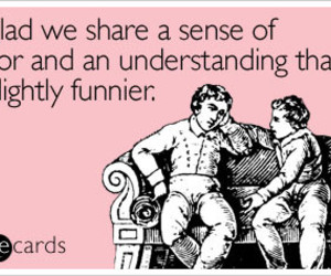 friendship, funny, and humor image