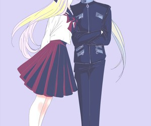 anime, sailor moon, and sailor venus image