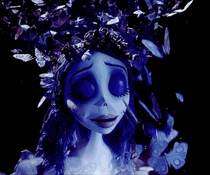 corpse bride and gorgeous image