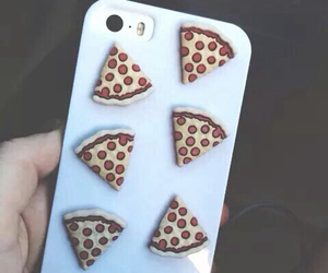 cool, iphone case, and pizza image