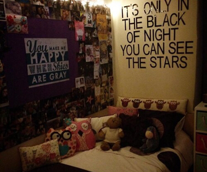 college, dorm, and quote image