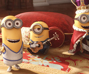minions, cartoon, and kevin image