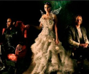 Jennifer Lawrence, pelicula, and juegos del hambre image