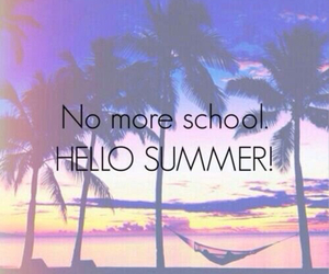 summer and school image