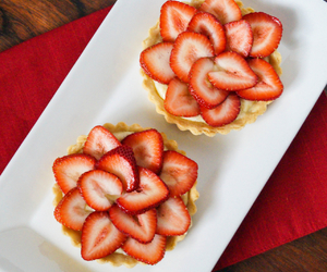 strawberries and sweets image