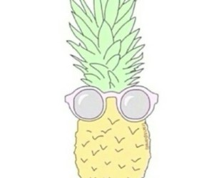 fancy, pineapple, and love it image