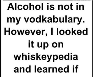 alcohol, funny, and vodka image