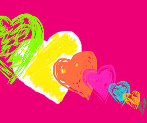 heart, liebe, and herz image