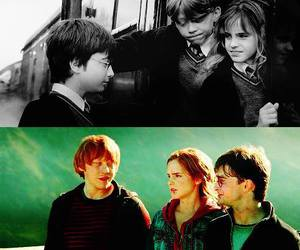 bff, harry potter, and hermione granger image