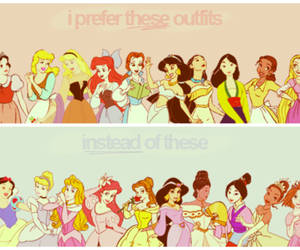 princess, disney, and outfit image