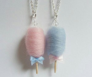 pink, cotton candy, and blue image