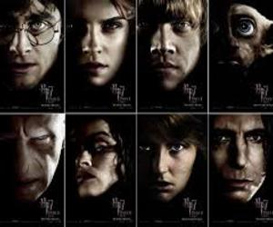 harry potter, ron, and snape image