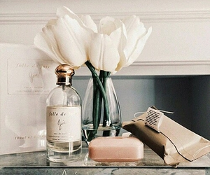 flowers, perfume, and home image