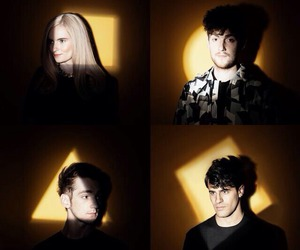 clean bandit, grace chatto, and jack patterson image