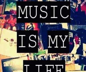 music and life image