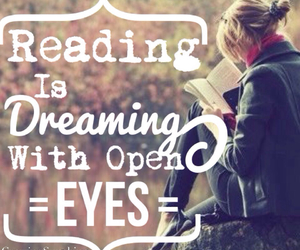 books, dreams, and read image