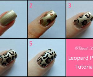 art, tutorial, and nails image