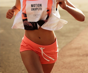 fitness, fit, and run image