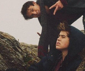 cameron dallas, nash grier, and nashgrier image