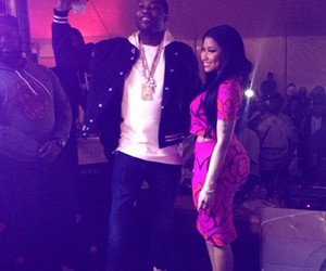 nicki minaj and meek mill image