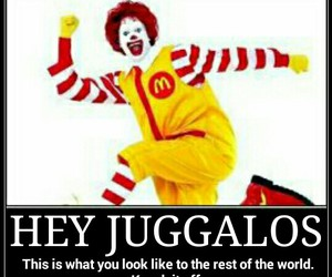 clowns, joke, and quote image