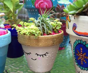 crafty, diy, and flower image