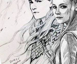 Legolas and tauriel image