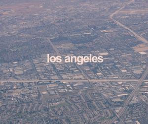 los angeles, city, and la image