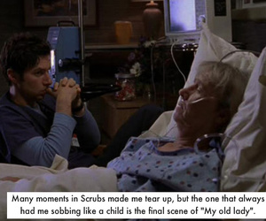scrubs and scrubs confessions image