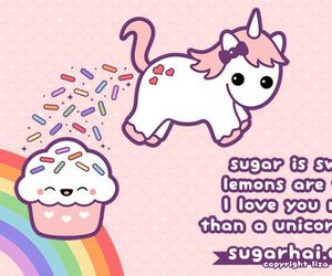 poo, sugar, and cupcake image