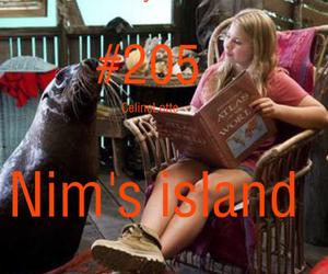 Island, movie, and nim's image