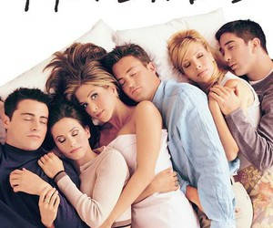 friends, tv show, and f.r.i.e.n.d.s image