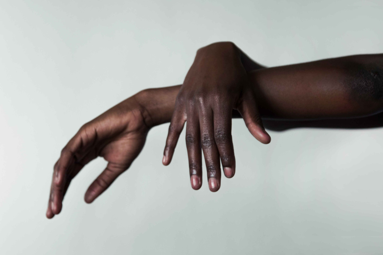 hands, aesthetic, and art image