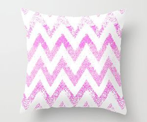 chevron, decorative, and pillow image