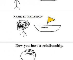 funny, fuck yea, and Relationship image