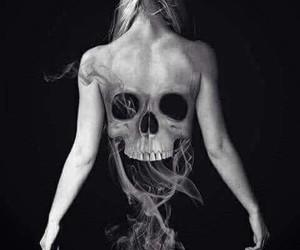 black, dark, and cool image