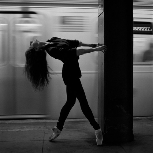 Ballet beautiful black and white dancer photography inspiring picture on favim com
